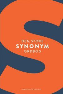 synonym ordbog